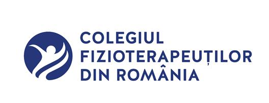Colegiul Fizioterapeutilor din Romania logo