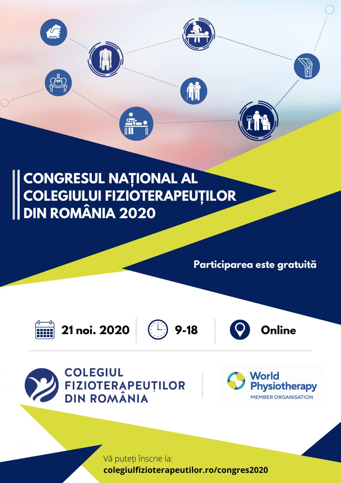 CONGRESUL NAȚIONAL AL CFZRO 2020